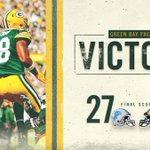 #Packers win!!! #DETvsGB #GoPackGo https://t.co/EGw7LedBGx