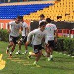 Ya 1 semana entrenando con mis compañeros de @TigresOficial. Con muchas ganas de regresar pronto. ⚽️🏃🏻 https://t.co/KmiymrbeY2