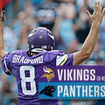 Vikings take down the Panthers to get their 1st 3-0 start since 2009. https://t.co/kltIuWVnbb