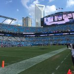 And that marks the end of the NFLs longest active home winning streak. Panthers lose 22-10. #MINvsCAR @WFMY https://t.co/6tJwDIFI2b