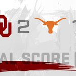 #Sooners win!!! OU extends its win streak to seven matches with an OT victory over Texas. #ONE https://t.co/kv2RCvVPtw