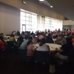 Great turnout for the first ever meeting of the On Deck Club @TigersUnlimited #WarEagle https://t.co/ZZ6RcqIvHO