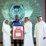 #أكاديمية_أسباير تكرم بطلنا #معتز_برشم بعد حصوله على ميدالية فضية تاريخية لـ #قطر في أولمبياد #ريو٢٠١٦ #قطر @mutazbarshim @Aspire_Academy https://t.co/xSez0LthtP