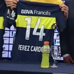 Hoy llega el fútbol a @BocaJrsOficial juega Sebastian Pérez #VamosCrack @NoticiaXeneizes @La12tuittera @nacionaloficial @LDSoficial https://t.co/dph85d9h06