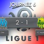 #Ligue1 | #OMFCN TERMINÉ ! LOM renoue avec la victoire grâce à cette victoire contre Nantes ! https://t.co/gnqyDN0b8Q