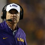 LSU has fired Les Miles as football coach. (via Mark Schlabach & first reported by Baton Rouge Advocate) https://t.co/zVceqoUUzV