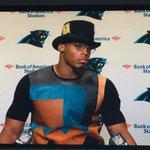 Cam Newton is dressed like The Joker in a Batman reboot directed by Spike Lee https://t.co/XbSKMNO4pL