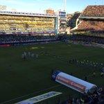 Salió #Boca!!! Ya se viene #Boca vs #Quilmes 💙💛💙 https://t.co/AXf2vZHPDQ
