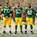 Todays #Packers captains photo. #DETvsGB #GoPackGo https://t.co/8bf5ITKYoC