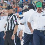 ICYMI: #NotreDame has fired DC Brian VanGorder. Greg Hudson will be promoted to the role. https://t.co/UVd3M3RM6j