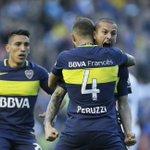 ¡El festejo de gol de @PipaBenedetto! #VamosBoca. https://t.co/y8qGtZYALT