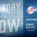 RECAP: @BlueJays #walkoff against Yankees thanks to @Encadwin: https://t.co/HMwdqoqRrw https://t.co/GU7SQ1lPrc