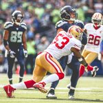 📸s from the first half in Seattle. https://t.co/ApqlL8WQEA #SFvsSEA https://t.co/UkMiLxqYTY