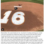 Dee Gordon posts touching tribute to Jose Fernandez on Instagram. https://t.co/dQaCZhsnbG https://t.co/jSa8s3Z57i