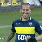 Hat trick de @PipaBenedetto para el 4-1 de #Boca a #Quilmes https://t.co/0vRDvg2L51 https://t.co/WWga4pI8qK