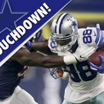 Dak Prescotts first NFL passing touchdown goes to Dez and its 31-10 Cowboys! https://t.co/0nVzOP0etO https://t.co/nupAX2RXrx