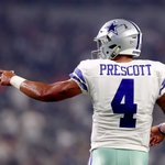 With that TD pass to Dez Bryant, Dak Prescott earned his first career passing TD #SNF https://t.co/gQ2ZfU5ft7