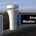 Say goodbye to the weather channel and say hello to your very own smart weather station! https://t.co/FYDShwLKcb