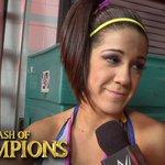 EXCLUSIVE: How is @itsBayleyWWE feeling after the result of tonights #RAW #WomensTitle #TripleThreat? #WWEClash https://t.co/6EzGr8k5Pu