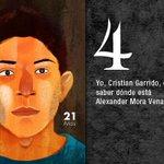 4 Alexander #Ayotzinapa2años FueElEjercito BastaDeImpunidad #EPNresponsableDeLos43 @jenarovillamil https://t.co/o0bP1wbwRv