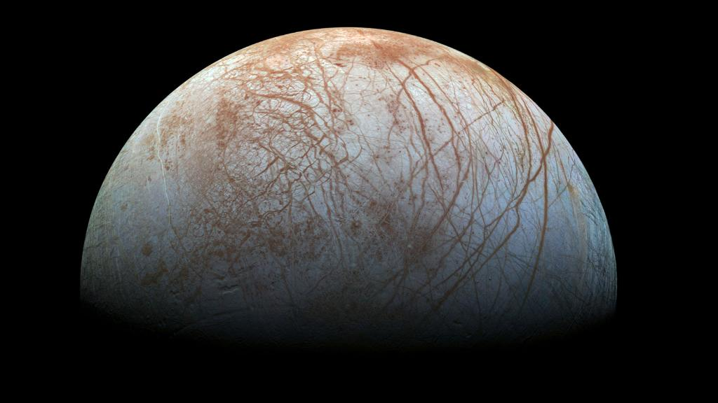 Monday, we'll announce new findings from Jupiter's moon Europa. Spoiler alert: NOT aliens: https://t.co/89qj23DM6Y https://t.co/d7cSuBBXZz