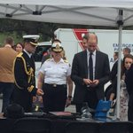 It was a great honour for me @paramednic & @mmccall111 to speak with HRH Kate Middleton about @BC_EHS https://t.co/yOjeRZYsNL