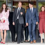 Windsor/Trudeau double date in #Vancouver https://t.co/oQ7rRzo1UW https://t.co/GN1qUUu3i7