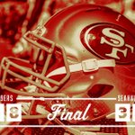 Final score from Seattle. Postgame coverage coming up at https://t.co/9bKzkZnthA and in the app. #SFvsSEA https://t.co/DtQ89PVFO9