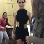 Mais exclusivas pra vocês da Sophia no camarim para os tirulipos 💚 #SophiaAbrahãoNoPrêmioJovem https://t.co/rzv5jxs9aj