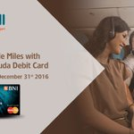 Get Triple Miles with BNI Garuda Debit Card #BNIPromo Info: https://t.co/1lEEs32YSP https://t.co/jadlSbcOqK