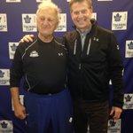 Legendary Leaf trainer Joe Sgro is in Halifax tonight looking after the Alumni. #TMLtalk https://t.co/eEW8hvjz0H