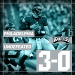 The @Eagles .... 3-0. #FlyEaglesFly https://t.co/S55w72IABC