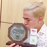 Acabei de receber o Prêmio Jovem Brasileiro na categoria Humorista Jovem, muito obrigado!!  É tudo nosso!! 🙌🏻❤️ https://t.co/K7UwJWs7CR