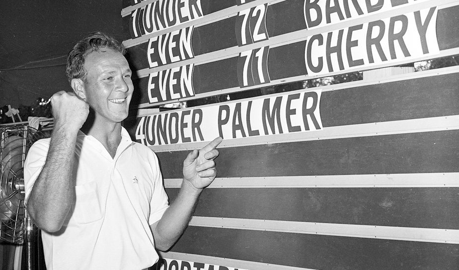 Golf's most beloved figure, Arnold Palmer, passes away at 87. https://t.co/3F0rQInDCm https://t.co/2cLY1UjJi5