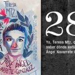 28 Jose Ángel Navarrete #Ayotzinapa2años FueElEjercito BastaDeImpunidad #EPNresponsableDeLos43 @alvaro_delgado https://t.co/fVoKYluMlS