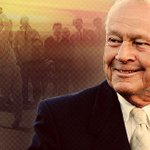 Arnold Palmer has passed away at 87 years old. Rest in peace, Arnie. One of the true legendary sports figures of our time. https://t.co/LoN8KQvBJR