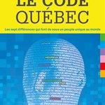 #TLMEP - Livre « Le Code Québec » publié chez @Editions_Homme https://t.co/f3yznSEdM2 https://t.co/iAxnwijmHE