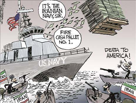 Another great cartoon shows how upside down and dangerous our foreign policy is under BHO & HRC! This has to stop! https://t.co/3FM26fTULF