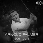 BREAKING: Golf legend Arnold Palmer has died at age 87. https://t.co/gSiGAX8ALB
