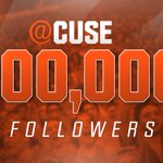 Thank you for your support, #OrangeNation! 🍊 💯K https://t.co/do8lDfZkt9