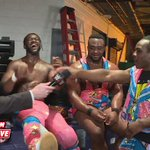 EXCLUSIVE: #TheNewDay celebrate reaching 400 DAYS as your @WWE ... World ... Tag ... Team ... CHAMPIONS!! #WWEClash https://t.co/lumNkfcbQt