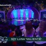 #SoyLunaConSG y un despliegue maravilloso en el escenario de #SusanaGimenez 💥 https://t.co/aiFMGdOSJN