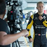 Working with @KevinMagnussen on our next #Q30 video. Stay tuned to see how #INFINITI challenges him in #Singapore https://t.co/sXKX2xT3sE