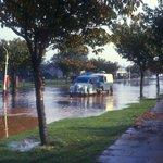 52 years earlier... Bournville Lane Flood due to burst water main Oct 1964 (Phyllis Nicklin) https://t.co/EY13uU4Hw1