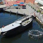 @AWMemorial MV Krait moored at @ANMMuseum #Sydney a memorial to #ZForce https://t.co/dHnX92xwrM