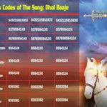 Here is one more  surprise for all. Send the code MSGLH at 57575 and set Dhol Baaje as your caller tune. #11DaysToLionHeart https://t.co/ArvXsyWwHQ