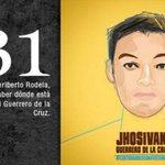 31 Jhosivani #Ayotzinapa2años FueElEjercito BastaDeImpunidad #EPNresponsableDeLos43 @Irma_Sandoval https://t.co/v4YgT9v657