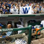 The #Cubs have set a Wrigley Field franchise record with 57 home wins. #FlyTheW https://t.co/8bVkL2tspK