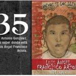 35 Luis Ángel Francisco #Ayotzinapa2años FueElEjercito BastaDeImpunidad #EPNresponsableDeLos43 @marisolgase https://t.co/m8MPsWJUeT