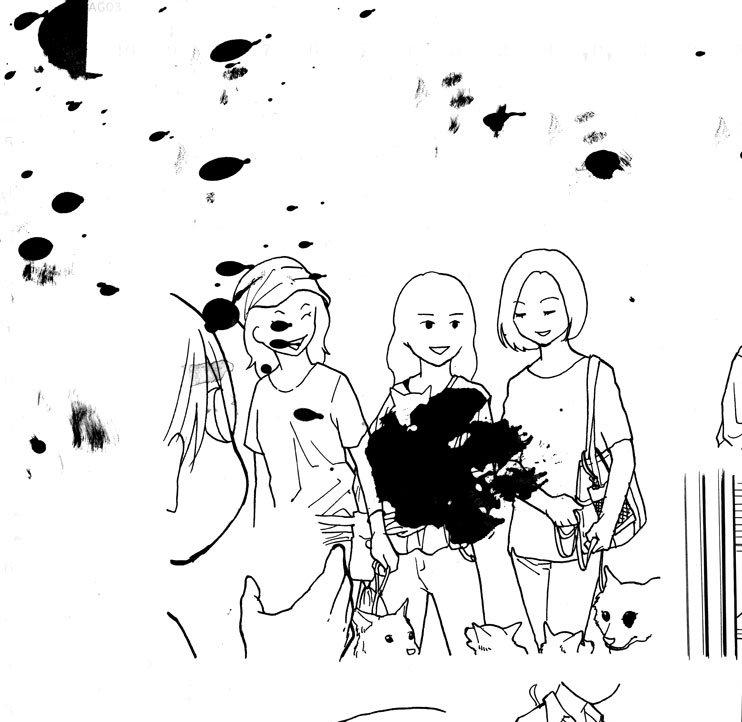 ちるらんアニメ化おめでとうございますー!!!月刊コミックゼノン11月号発売中です。「ワカコ酒」は『バーニャカウダ』。ちょ